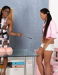 Piss loving lesbian lovers share multiple dildos